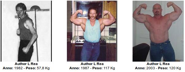 author l. rea