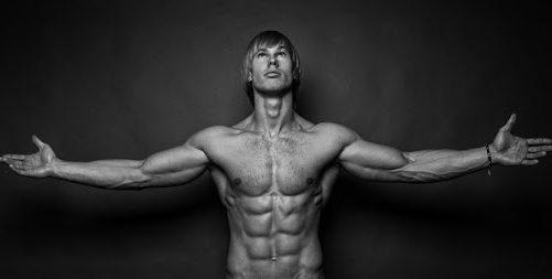 Illusionist Bodybuilder (Enrico Quaglia)