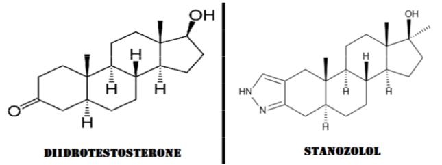 diidrotestosterone-stanozolol differenze
